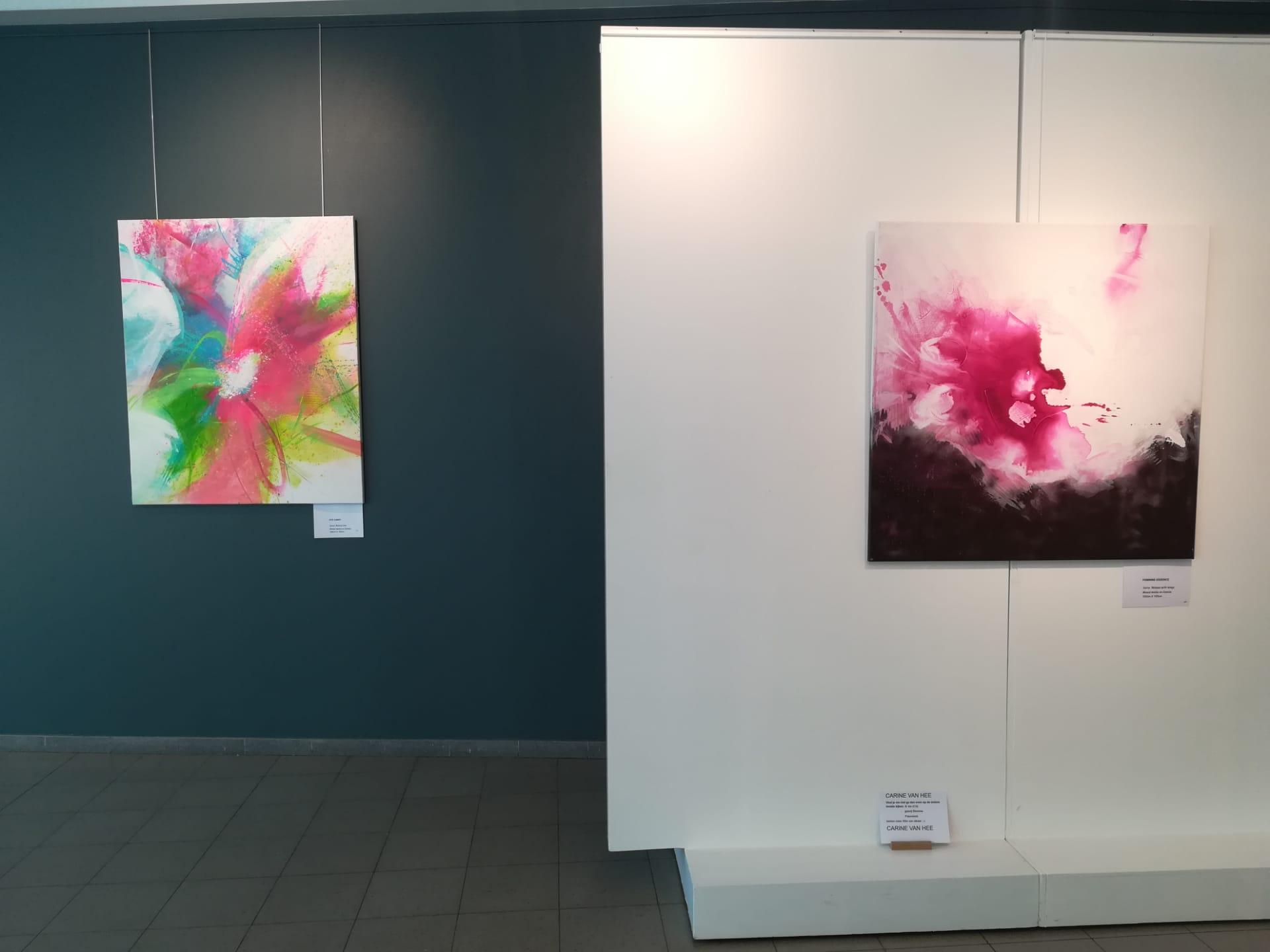 Kunstzomer Leiestreek – expo Roeselare