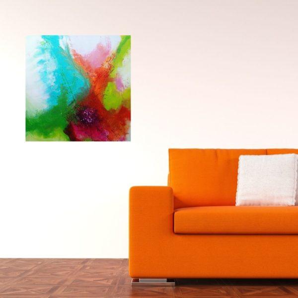 Kunst schilderij