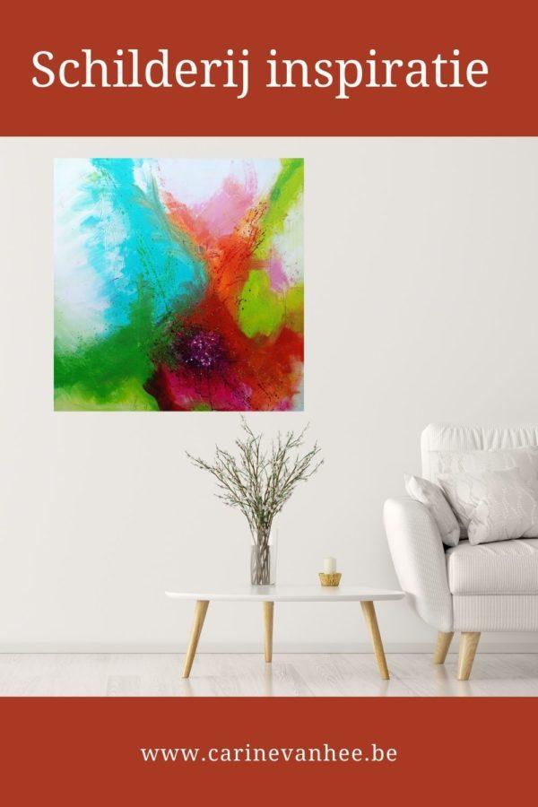 Schilderij inspiratie
